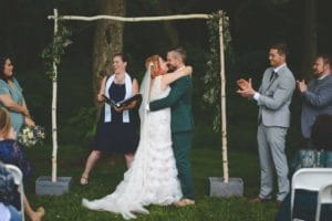 Same day wedding