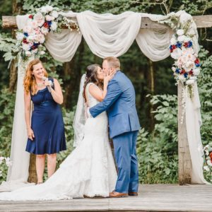 Formal Personalized Wedding Ceremony